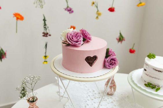 {Festa em Casa} bolo