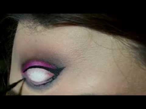 Third eye makeup tutorial