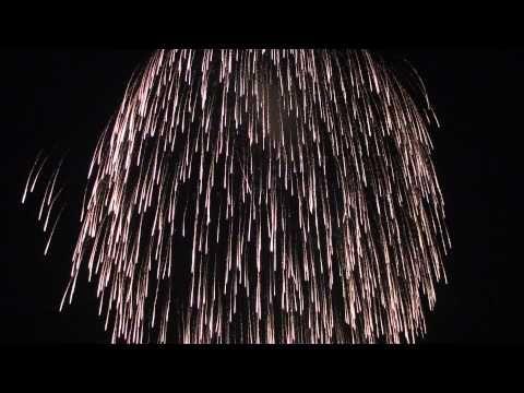 World largest fireworks