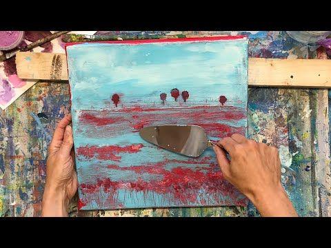 Youtube Acryl Abstrakte Malerei Techniken By Scottnoqx Issuu