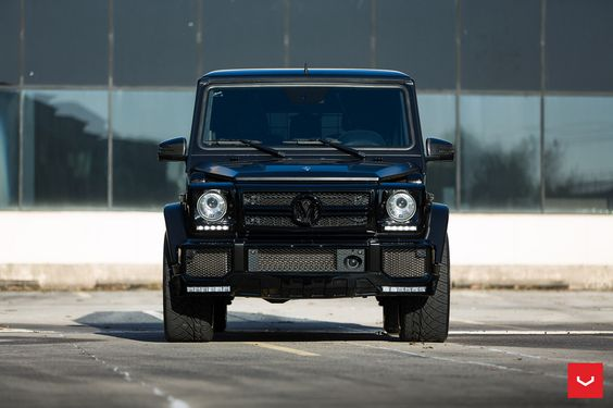 Yoventura Mercedes-Benz G63 - Vossen VFS-1 Wheels - :copyright: Vossen Wheels 2015 - 1028