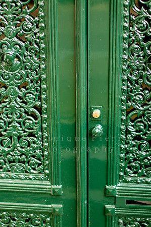 Beautiful door detail dominique fierro
