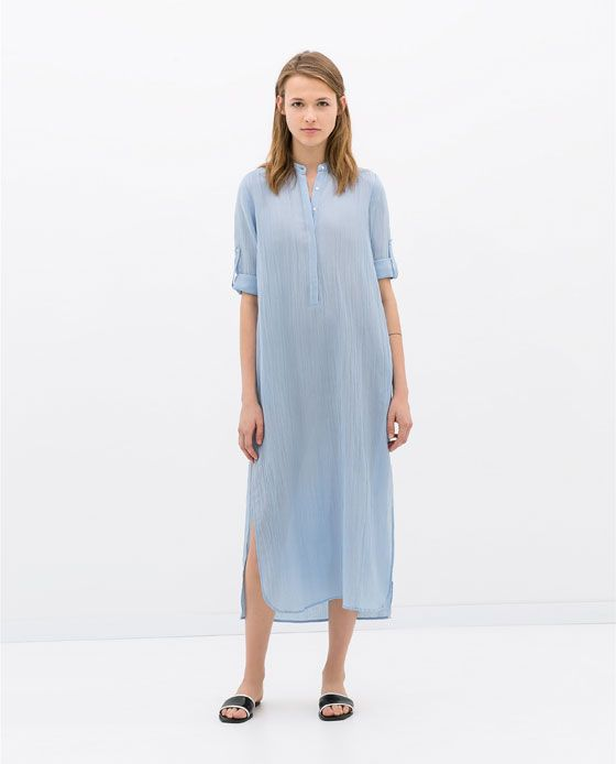 Collection Long Tunic Dress Pictures - Reikian