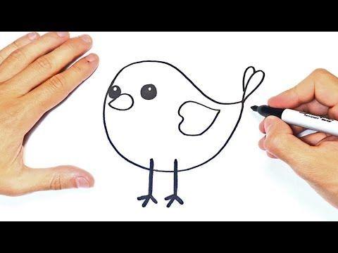 Como Dibujar Un Pajaro Kawaii Dibujo De Pajarito Kawaii Youtube Pajarito Dibujo Dibujos De Pajaro Pajaros