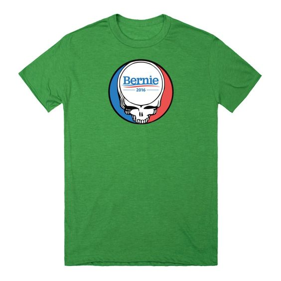 Bernie Sanders Steal Your Face Shirt - Bernie Sanders Deadhead Shirt