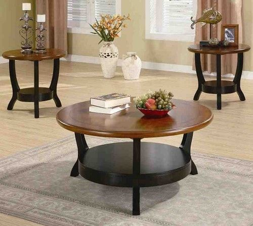 10 Stylish 3 Piece Living Room Table Sets Under 250 Coffee Table Living Room Coffee Table Living Room Table Sets