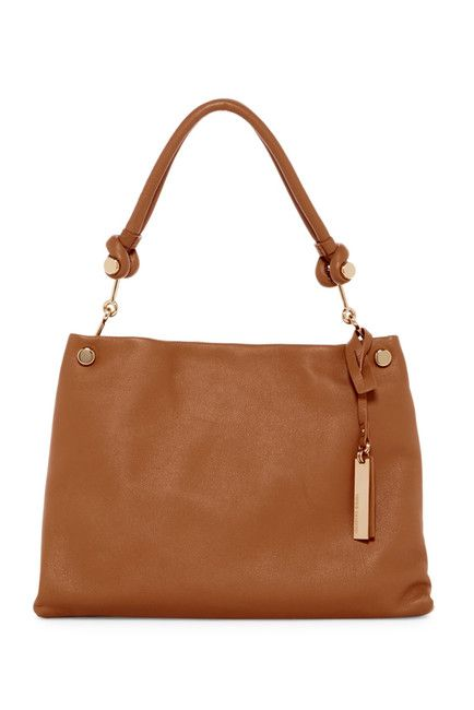 Image of Vince Camuto Ruell Leather Hobo