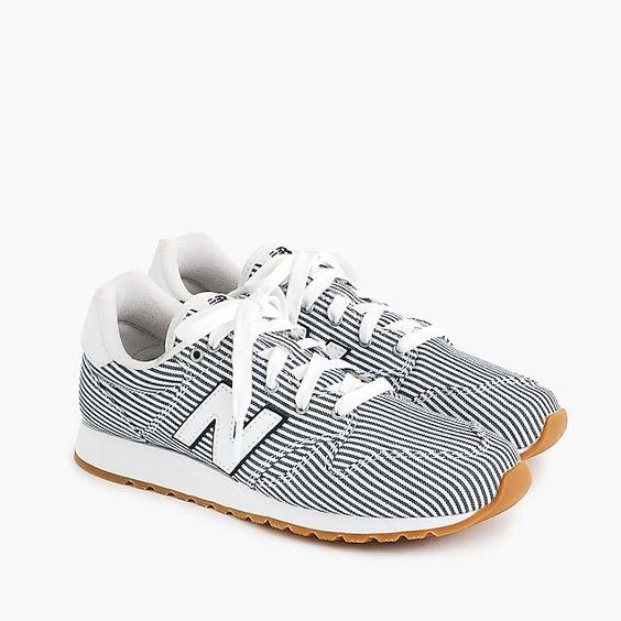 women's new balance® for j.crew 520 sneakers - women's ...