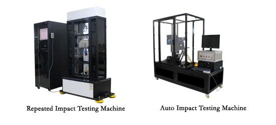Testone Offers Impact Testing Machines To Measure The Resistance Of Material Locker Storage Offer Impact