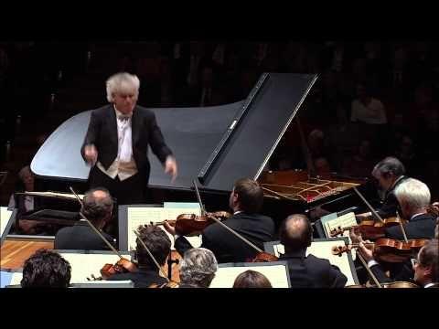 Schumann:Piano Concerto - Perahia- Rattle-Berliner Philarmoniker
