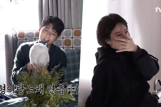 "Watch: ""Encounter"" Shares All The Fun Behind The Scenes Of Park Bo Gum's Serenade"