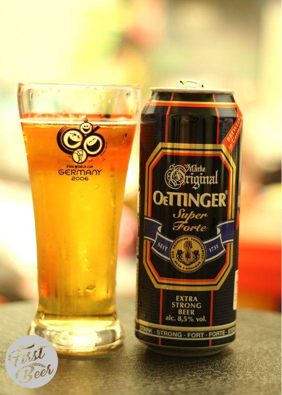 bia oettinger nhập khẩu