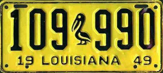 Louisiana...Sportsman's Paradise