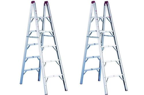 6 Gp Logistics Sldd6 Compact Folding Ladders Folding Ladder Ladder Step Ladders