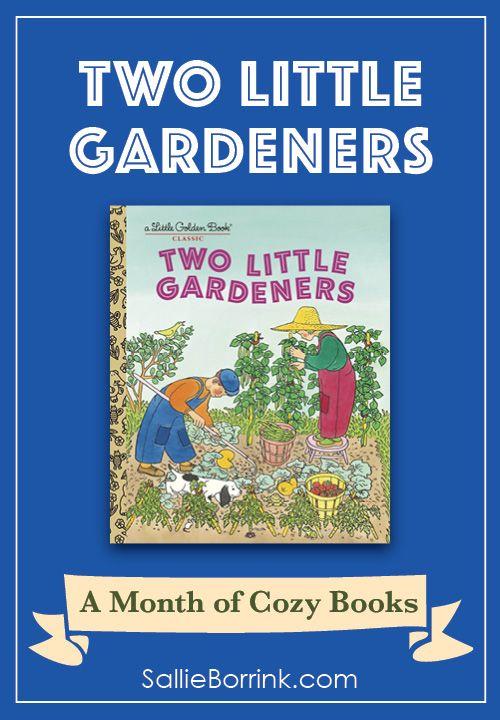 Two Little Gardeners Little Golden Book