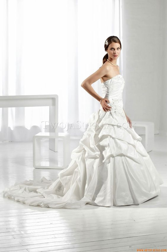 abiti da sposa Altara Dea Amethyst 2012