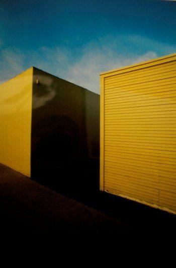 Franco Fontana, Urban Landscape, Ventura, USA, 1979