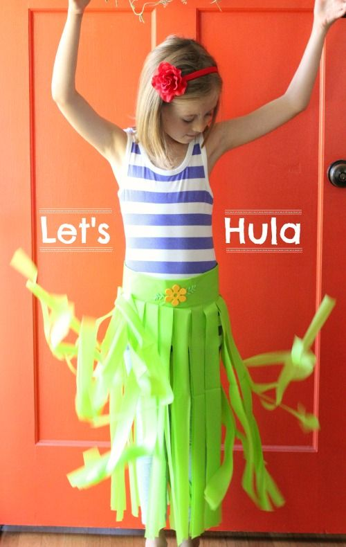 We're celebrating my daughter's birthday this weekend and she chose a Hawaiian theme. Naturally we needed to have few hula grass skirts for the party guests. I've come up with a fun DIY option for grass skirts, repurposing plastic tablecloths. They make for a quick and easy skirt that will last as a take-home gift …