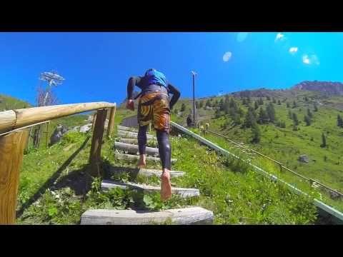 [L'été à Tignes] - Challenge n°5 - Hot-jumping