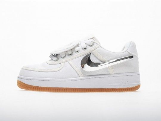 Nike Air Force 1 Low Travis Scott Aq4211 100 With Images