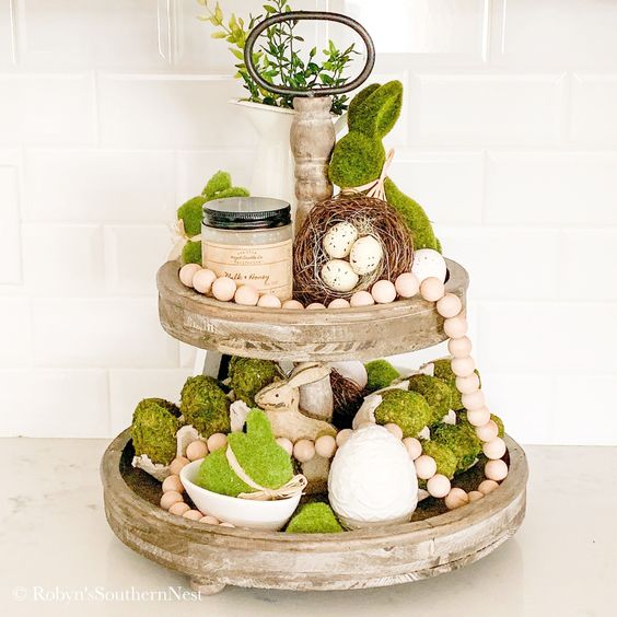 Where to Find Tiered Trays • Robyn's Southern Nest
