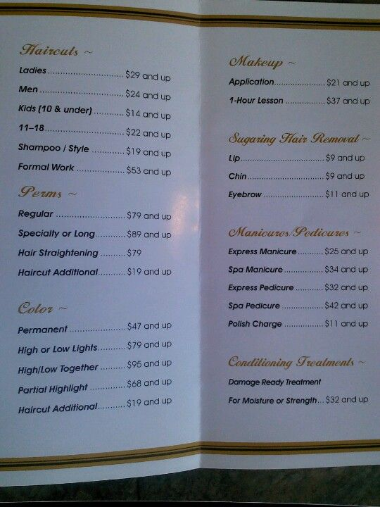 Mirrors Spa Hyderabad Prices