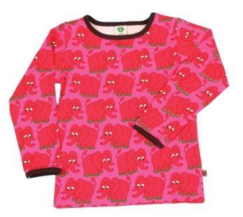 SMAFOLK  Pink Elephants T-shirt  £26.99
