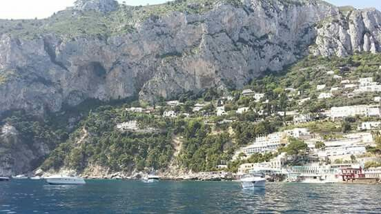 Start summer 2016, first day in Capri by Enterprise'34 of Amalficharter #lovelydayinCapri#
