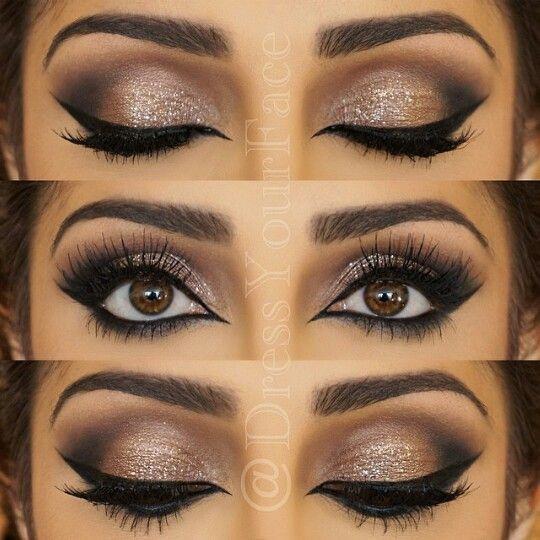 Make Up Fur Braune Augen 2017 Braune Augen Schminken Braune Augen Make Up Augen