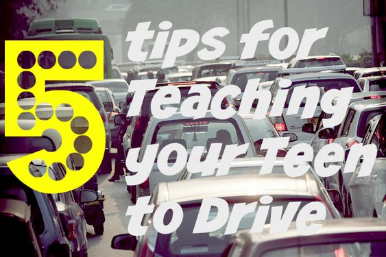 5 tips for Teaching your Teen to Drive - Tales of a Ranting Ginger