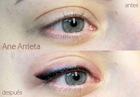 Micropigmentacion De Ojos Maquillaje Permanente De Ojos