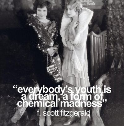 Quote on the 1920's spirit/American Dream?