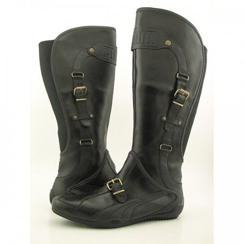 puma boots for women | Shop berlin boots shoes black womens from ...