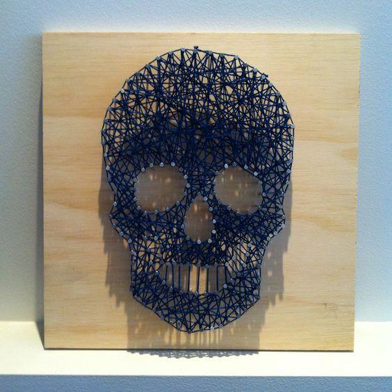 Skull string 28 images sugar skull string crafts string i am dr who and i on skull string - Imitation origami owl ...