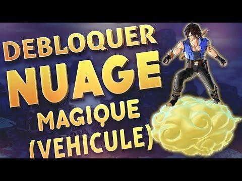 Comment Avoir Le Nuage Magique Xenoverse 2