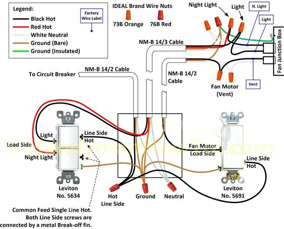 Wiring Diagram For 4 Lights With One Switch Inspirational Dual