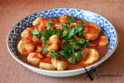 turkish bulgur gnocchi