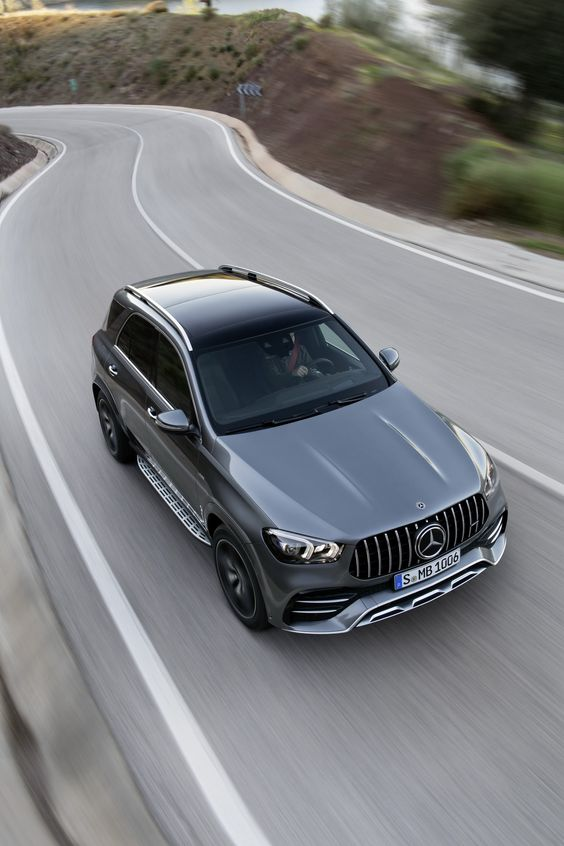 2020 Mercedes Amg Gle 53 4matic Has Straight Six With Twin Turbos And An Electric Compressor Carscoops Mercedes Benz Suv Super Luxury Cars Mercedes 4matic