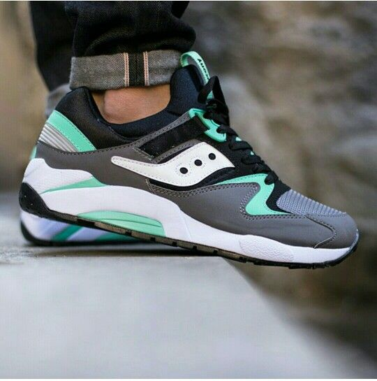 Saucony Mint Green
