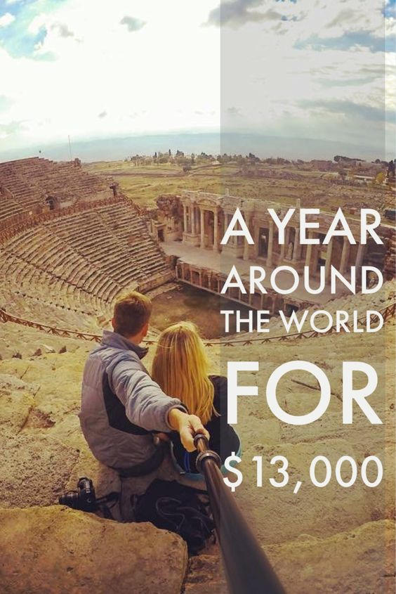Wondering how much it will cost to travel around the world? We managed to travel around the world for $25,000 as a couple. OR Less than $13,000 per person. Read on to find out how we visited 19 countries around the world.: