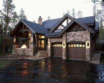 Modern Exterior Design Ideas | Traditional Exterior, Mountain Homes And  Denver