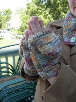 Truques de Meninas : Ideias de luvas e pantufas (lindas e divertidas) em crochê e tricô