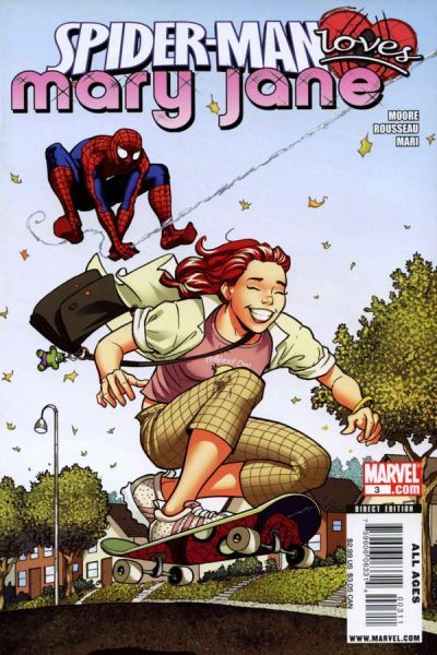 Spider-Man Loves Mary Jane Vol. 2 # 3 by Terry Moore