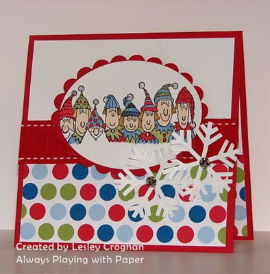 Winter/Christmas Card