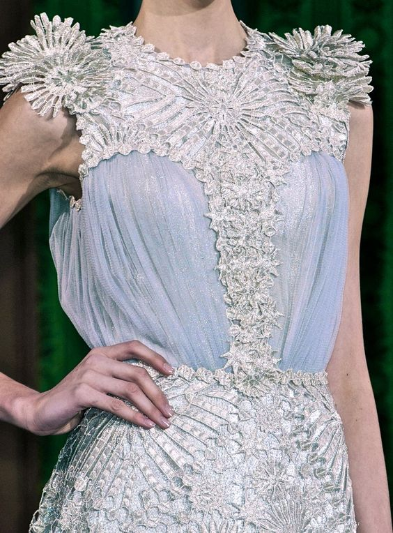Oscar Carvallo Couture S/S 2013