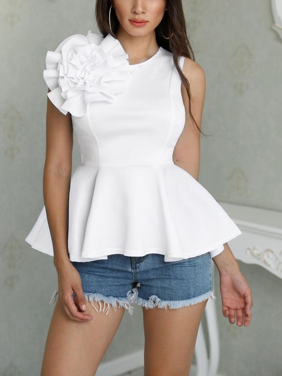 22 Different Types Of Tops For Womens