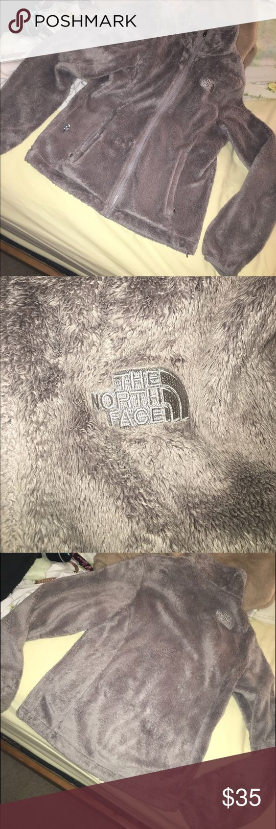 North face jacket good condition, one tiny spot shown in the last picture The North Face Jackets & Coats
