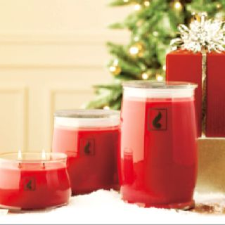 Bella Jar...my personal fav!  These are great for glass etching, storage, decorating, etc. after candle is done.