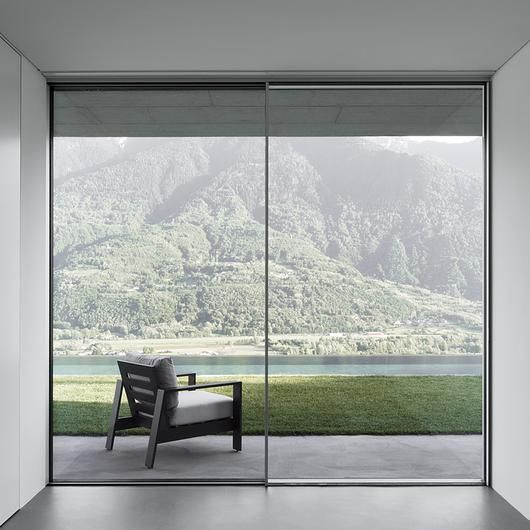 Gallery Of Frameless Sliding Doors Sky Frame Original 12 In 2020 Frameless Sliding Doors Sliding Doors Contemporary Architecture