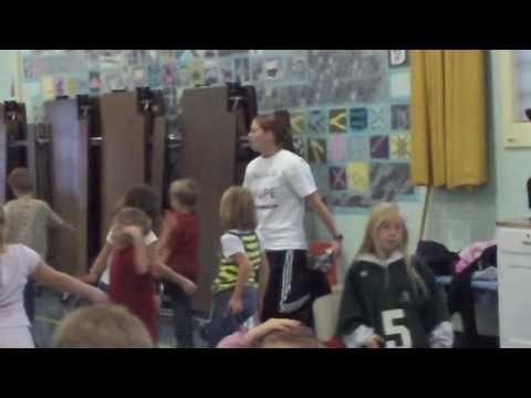 PE Hoop Pass - YouTube